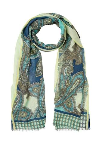 Olsen Modeschal, mit Paisley-Muster kaufen
