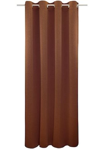 Vorhang, »Ben1«, VHG, Ösen 1 Stück kaufen