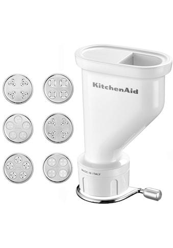 KitchenAid Nudelvorsatz »5KSMPEXTA«, Gourmet-Röhrennudelvorsatz kaufen