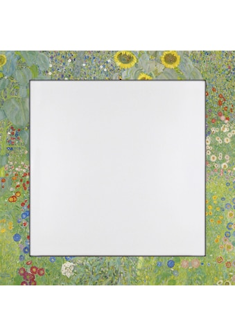 Home affaire Spiegel »Klimt, G.: Garten mit Sonnenblumen«, (1 St.) kaufen