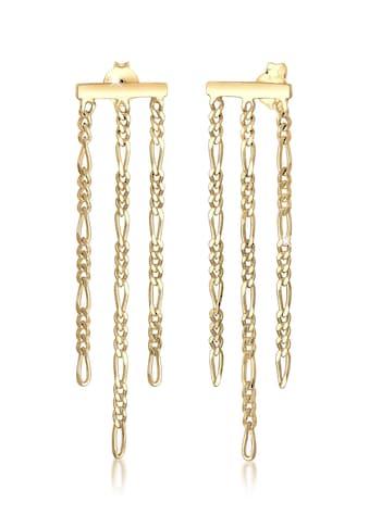 Elli Paar Ohrhänger »Hänger Stecker Figaro Kette Trend 925 Silber« kaufen