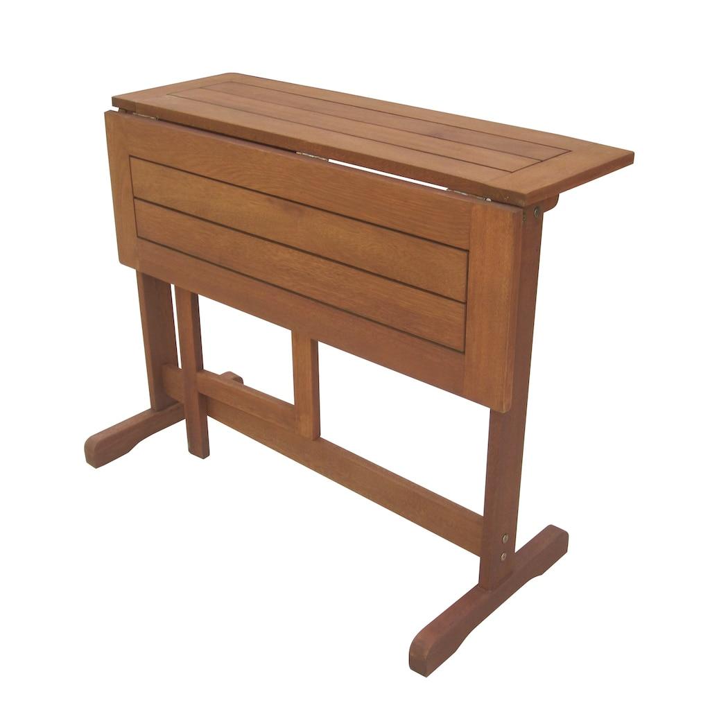 MERXX Gartentisch »Holz«, 60x90 cm