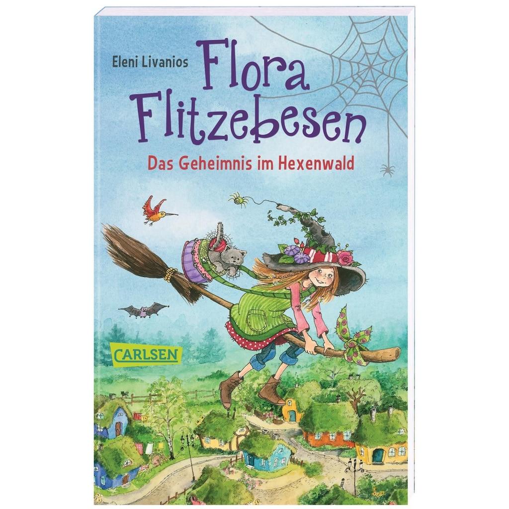 Buch »Flora Flitzebesen. Das Geheimnis im Hexenwald / Eleni Livanios, Eleni Livanios«