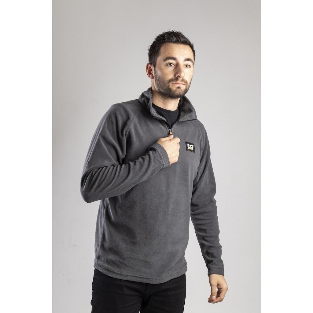 CATERPILLAR Fleecepullover »Herren Concord Fleece Pullover«