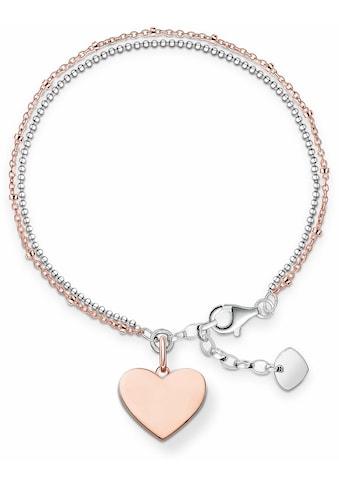 THOMAS SABO Armband »Herz, LBA0102-415-12-L19,5v« kaufen