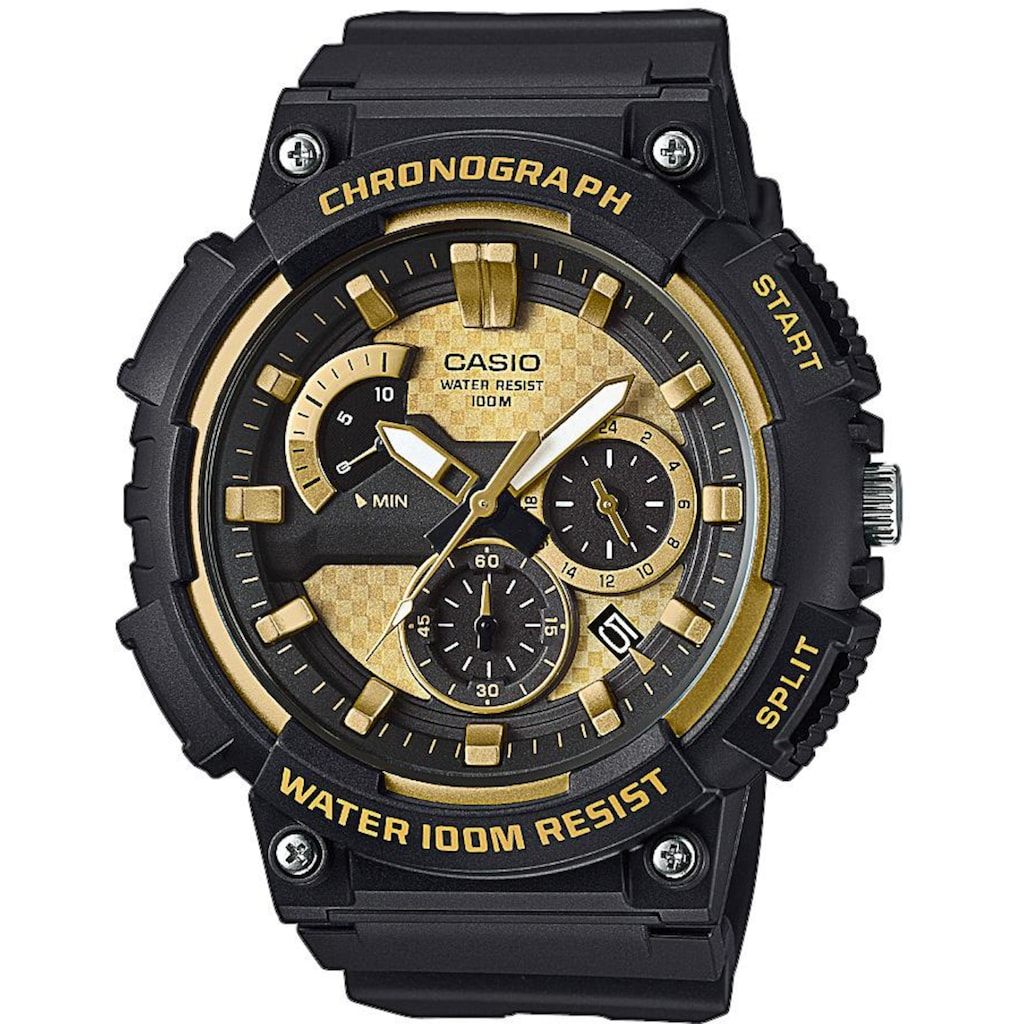 Casio Collection Chronograph »MCW-200H-9AVEF«