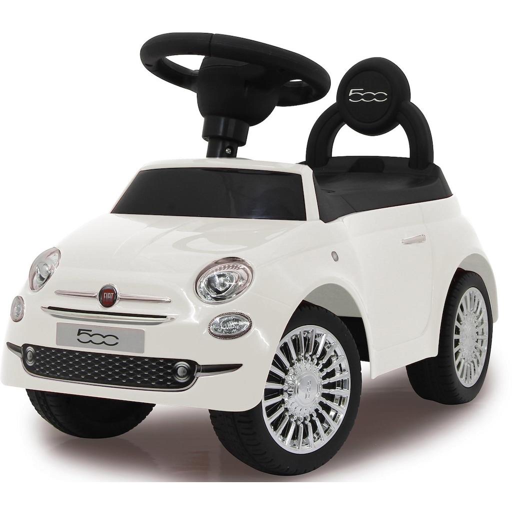 Jamara Rutscherauto »JAMARA KIDS Fiat 500, weiß«