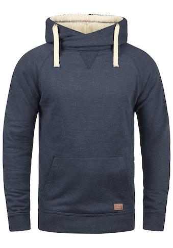 Blend Hoodie »Sales Teddy«, Kapuzensweatshirt mit gefütterter Kapuze kaufen