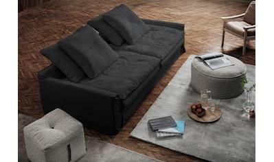 furninova Big-Sofa »Sake«, inklusive 4 Kissen, abnehmbarer und waschbarer Hussenbezug,... kaufen