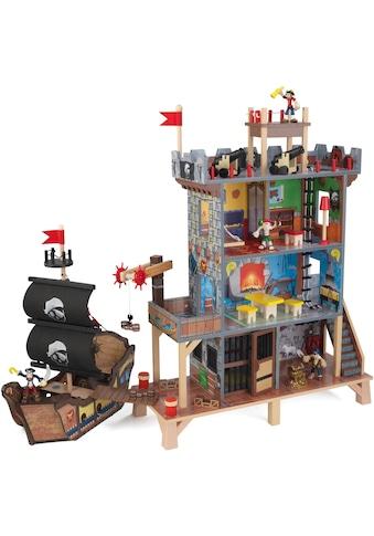 KidKraft® Puppenhaus »Pirate's Cove Spielset«, inklusive Möbel kaufen