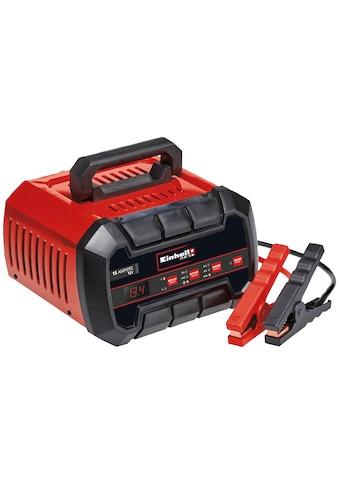 EINHELL Batterieladegerät »CE - BC 15 M«, 2,4 - 15 A, 12 V kaufen