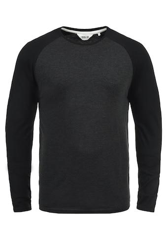 Solid Rundhalsshirt »Bastien« kaufen