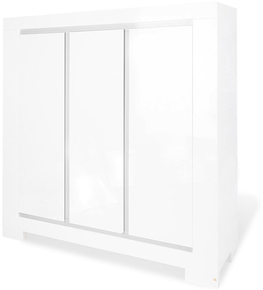 pinolino kleiderschrank arctica 3 t rig gro bequem. Black Bedroom Furniture Sets. Home Design Ideas