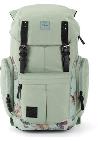 NITRO Freizeitrucksack »Daypacker, Dead Flower«, mit Laptopfach kaufen