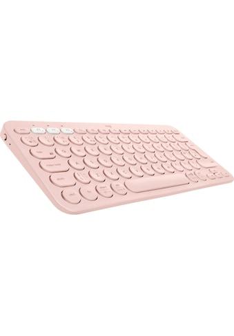Logitech Wireless-Tastatur »K380 MULTI-DEVICE«, (Fn-Tasten) kaufen