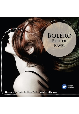 Musik - CD BOLERO - BEST OF RAVEL / KARAJAN/BP/OP, (1 CD) kaufen