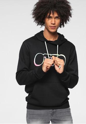 """OTTO Kapuzensweatshirt »OTTO Logo«, """"OTTO"""" Logo in auffälligen Farben/aus GOTS... kaufen"""