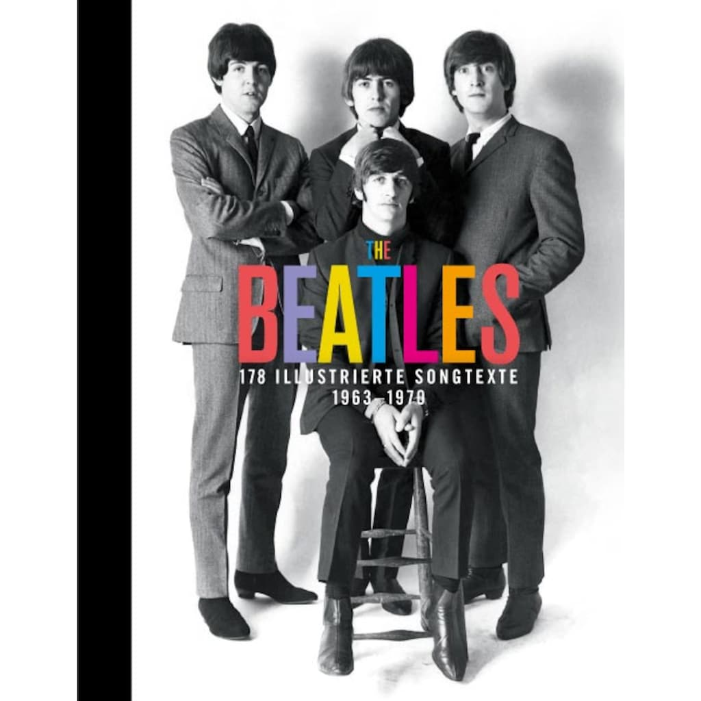Buch »THE BEATLES / DIVERSE«