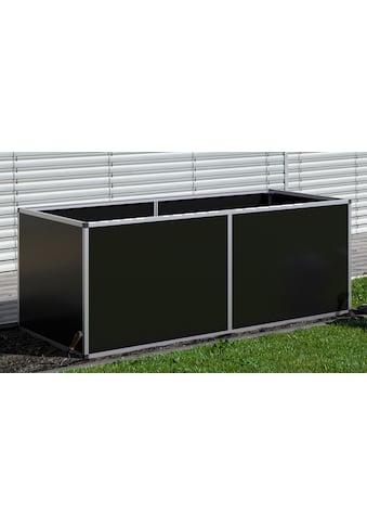 KGT Hochbeet Aluminium, BxTxH: 205x91x77 cm kaufen