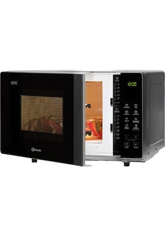 BAUKNECHT, Mikrowelle »MF 203 SB«, Grill Mikrowelle kaufen