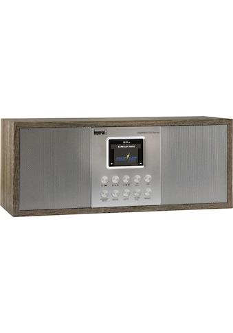 IMPERIAL Hybridradio, Internetradio, Webradio, Multifunktionsradio »DABMAN i30 Stereo« kaufen