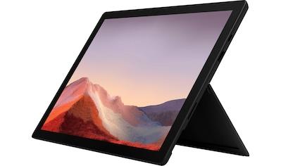 Microsoft Surface Pro 7  -  8GB / 256GB i5 Schwarz Convertible Notebook (31 cm / 12,3 Zoll, Intel,Core i5, 256 GB SSD) kaufen