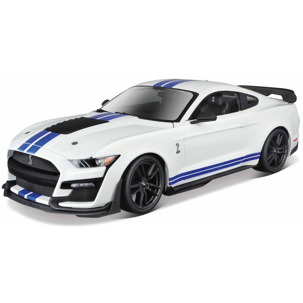 Maisto® Sammlerauto »Ford Shelby GT500 ´20«, 1:18