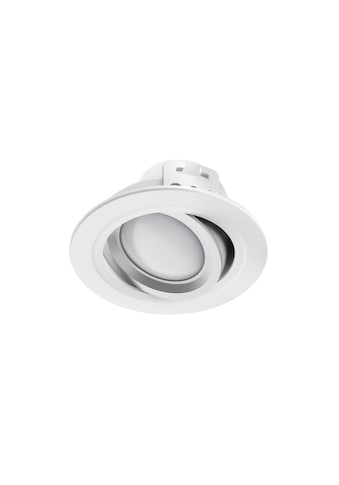 Hama Smarte LED-Leuchte »LED Einbauspot 5W, schwenkbar«, ohne Hub/Gateway, 2700K - 6500K kaufen