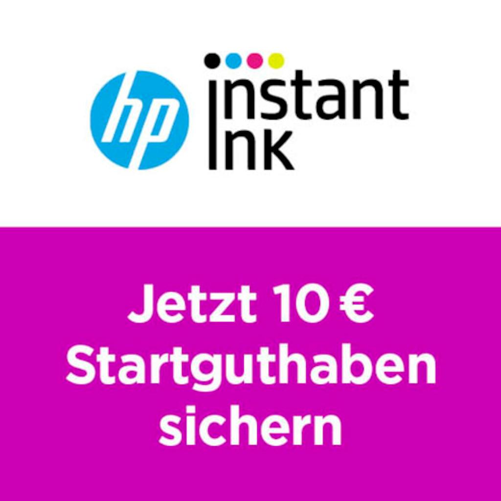 HP Tintenpatrone »hp 302, Original Kombi-Pack Schwarz, Cyan, Magenta, Gelb, X4D37AE«