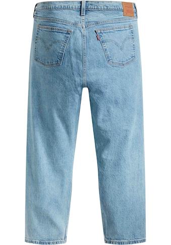 Levi's® Plus Straight - Jeans »501 Crop« kaufen