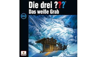 Musikkassette 202/Das weiße Grab / Die drei ???, (1 MC (analog)) kaufen