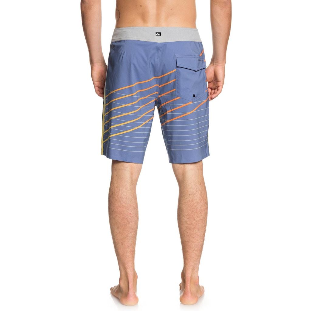 """Quiksilver Boardshorts »Highline Shibori Slash 19""""«"""
