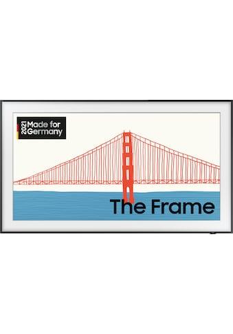 "Samsung QLED-Fernseher »GQ65LS03AAU ""The Frame""«, 163 cm/65 "", 4K Ultra HD, Smart-TV kaufen"