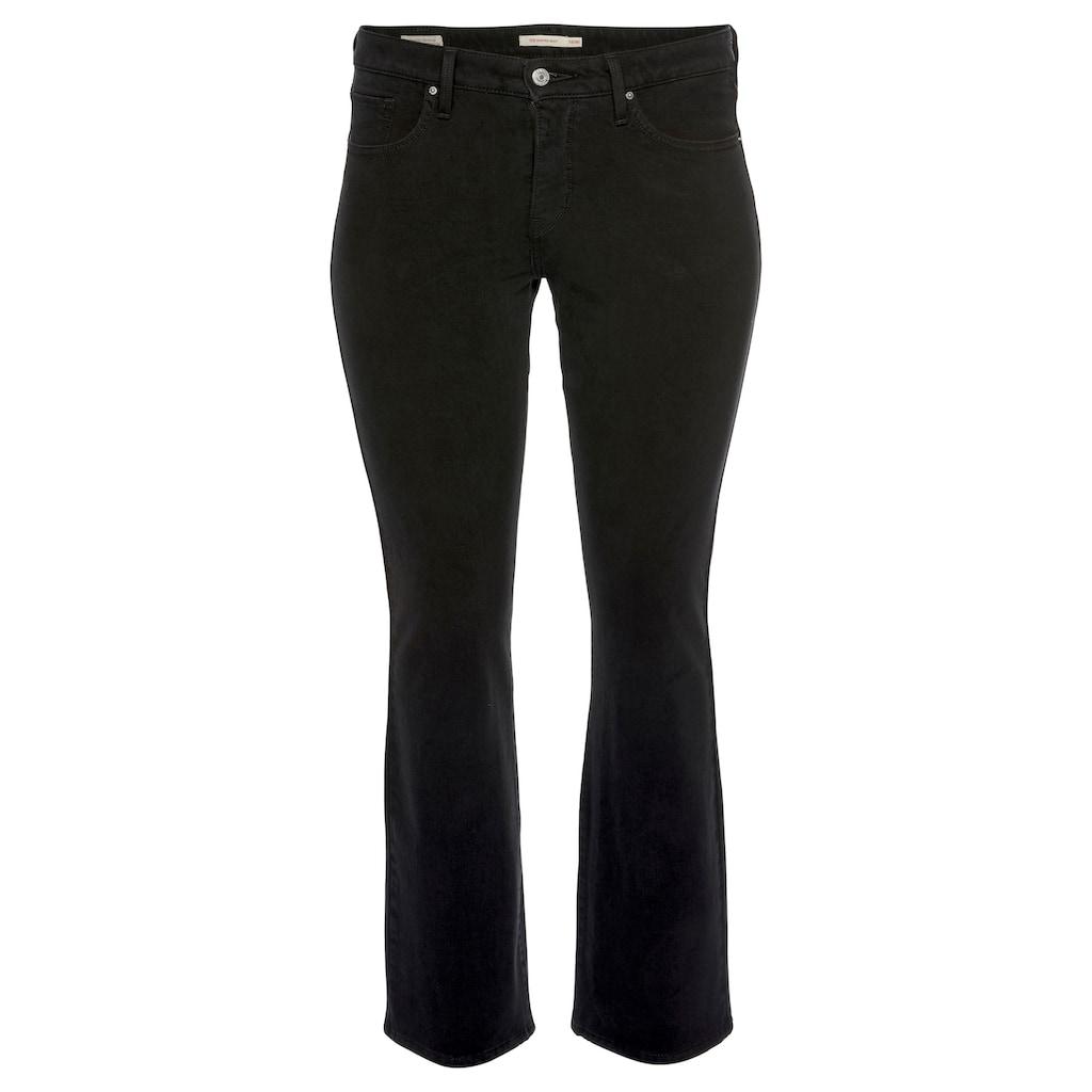 Levi's® Plus Bootcut-Jeans »725«, High Rise