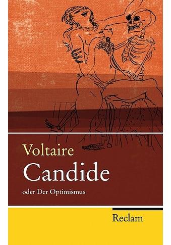 Buch »Candide oder Der Optimismus / Voltaire, Stephan Hermlin, Alexander Reck,... kaufen