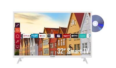 """Telefunken LED-Fernseher »XF32K559D-W«, 80 cm/32 """", Full HD, Smart-TV kaufen"""