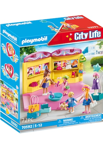 Playmobil® Konstruktions-Spielset »Kids Fashion Store (70592), City Life«, Made in... kaufen