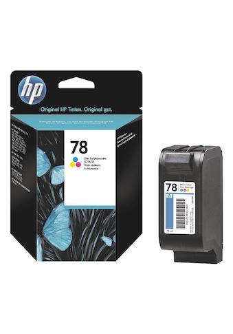 HP Druckpatrone HP 78 kaufen