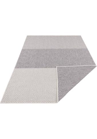bougari Teppich »Maui«, rechteckig, 5 mm Höhe, In- und Outdoor geeignet, Wendeteppich,... kaufen
