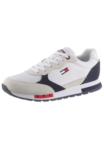 Tommy Jeans Sneaker »TOMMY JEANS RETRO RUNNER MIX«, mit Kontrastbesatz kaufen