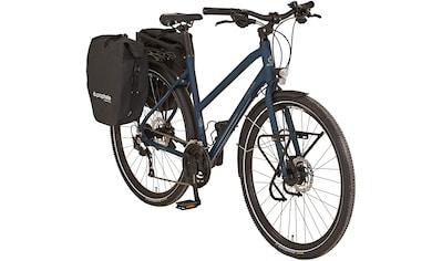 """Prophete Trekkingrad »ENTDECKER 20.BTT.10 Trekking - Bike 28""""«, 24 Gang Shimano Shimano Altus Schaltwerk, Kettenschaltung (mit Packtaschen) kaufen"""