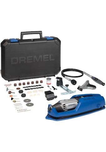 DREMEL Multifunktionswerkzeug »4000 - 4/65 EZ«, inkl. 65 - tlg. Zubehörset und Koffer kaufen