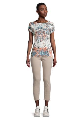 Cartoon T-Shirt »mit Muster« kaufen