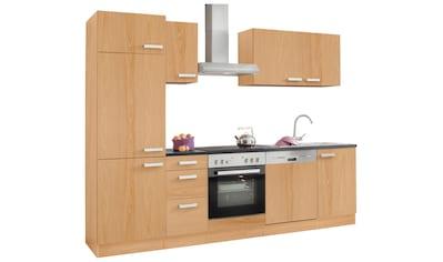 OPTIFIT Küchenzeile »Odense«, (Set), mit E - Geräten, Breite 270 cm kaufen