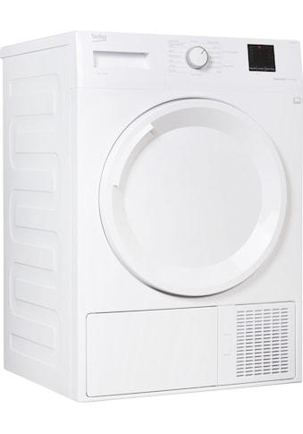 BEKO Wärmepumpentrockner »DPS7206PA«, 7 kg kaufen