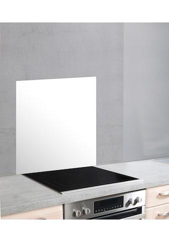 """WENKO Küchenrückwand """"Unifarben"""", (1 - tlg.) kaufen"""