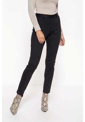 ATT Jeans Stretch-Hose »Vicky«, mit Musterung und Reißverschlusstaschen kaufen