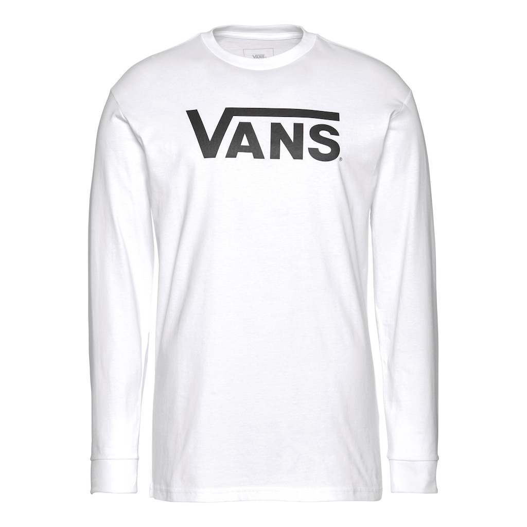Vans Langarmshirt »VANS CLASSIC LS«