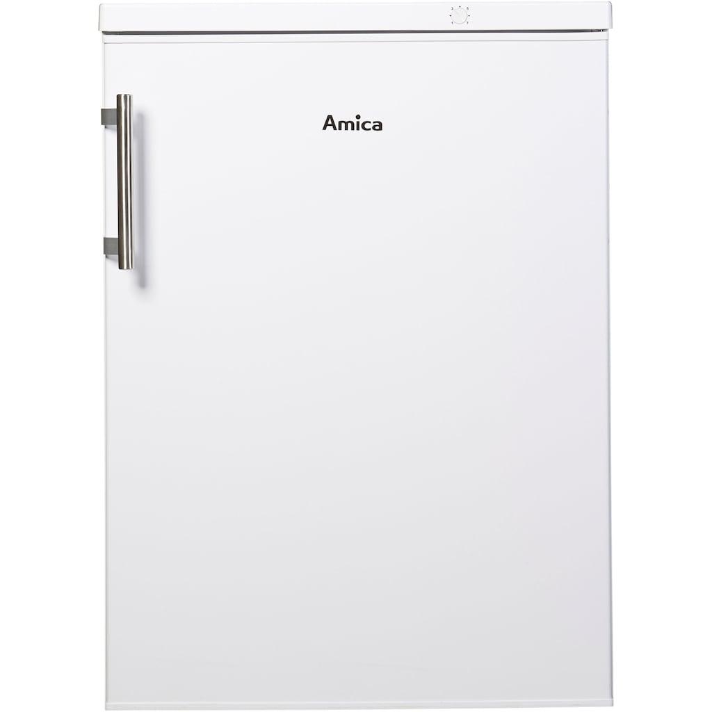 Amica Gefrierschrank »GS 15920 W«, 85 cm hoch, 60 cm breit