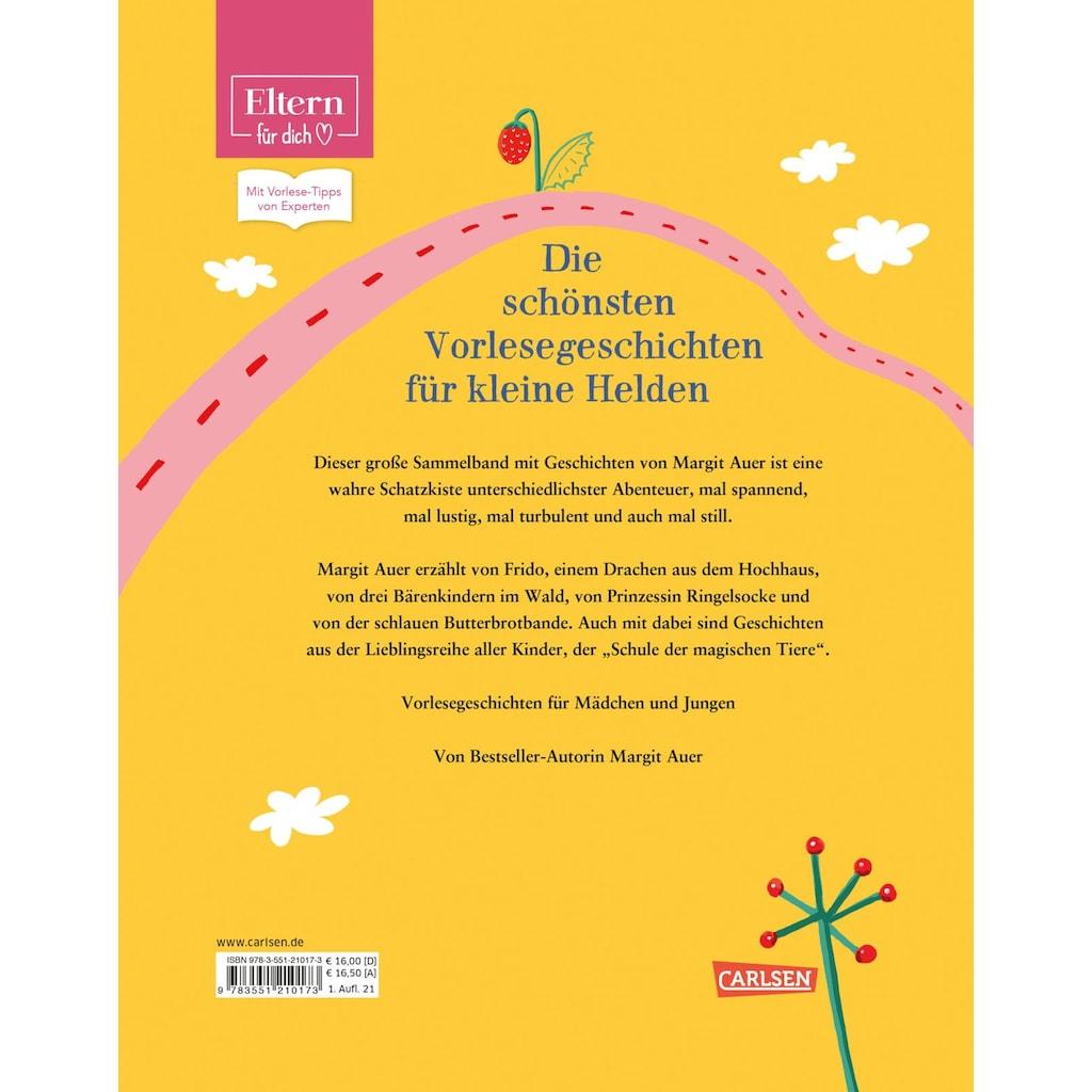 Buch »Das große Vorlesebuch für kleine Helden (ELTERN-Vorlesebuch) / Margit Auer, Sabine Kranz«